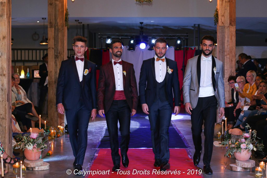 Mavryck clavel, Alyster et Hugo Diaz portent un costume boutique Odin Bourgoin Jailleu