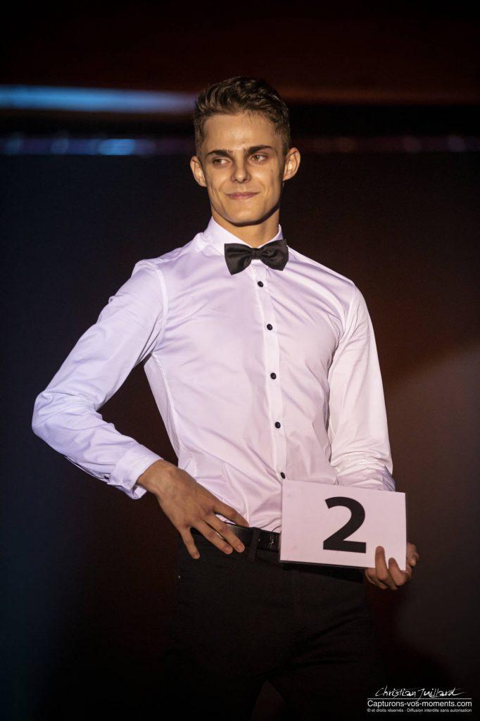 Interview de Thibault Janody, Mister Universel Rhône-Alpes 2019.