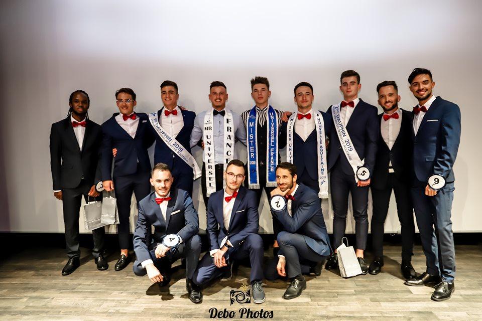 Mister Universel France 2019